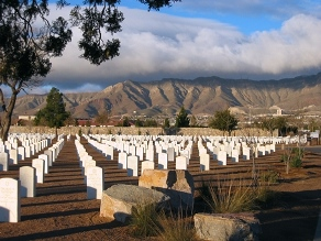 Picture of Fort Bliss National Cemetery
