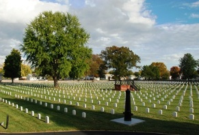 Picture of Richmond National Cemetery