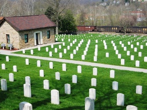 Picture of Grafton National Cemetery