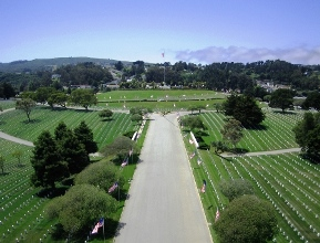 Picture of Golden Gate National Cemetery