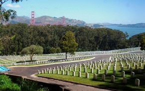 Picture of San Francisco National Cemetery