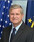 Portrait of Stephen R Holt