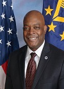 Portrait of Bryan C. Matthews, MBA
