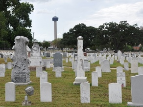 Picture of San Antonio National Cemetery