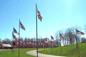 Picture of Fort Custer National Cemetery