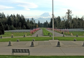 Picture of Tahoma National Cemetery