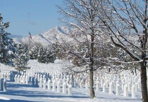 Picture of Fort Logan National Cemetery