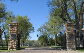 Picture of Fort Lyon National Cemetery