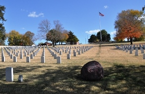Picture of Fort Scott National Cemetery