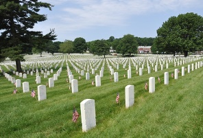 Picture of Baltimore National Cemetery
