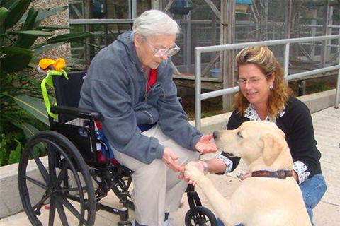 Caring For Seniors Means Caring for Their Caregivers 1