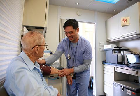 Asian American Veterans Disparities