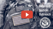 link to Preventing Suicide among Justice-Involved Veterans  on YouTube