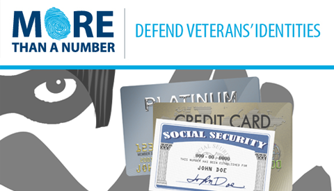 More Than a Number | Defend Veterans' Identities