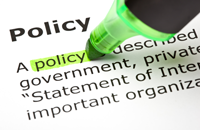 Policy defined