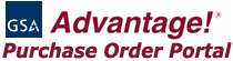 GSA Advantage! Purchase Order Portal Logo