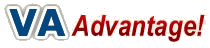 VA Advantage! Logo
