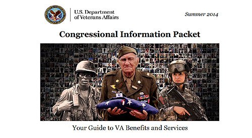 Summer 2014 Congressional Information Packet