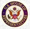 [Seal of the US House of Representatives]