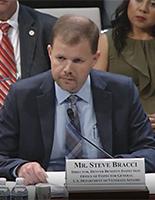 Steve Bracci Testifying