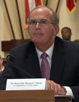 Inspector General Michael J. Missal Testifying