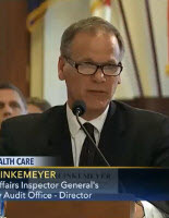 Larry Reinkemeyer Testifying