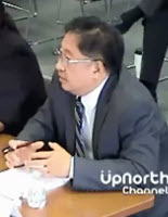 Thomas Wong Testifying