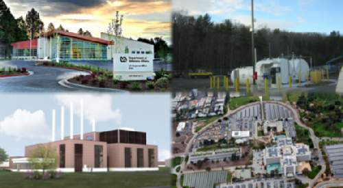 Images of VA's Energy Management projects