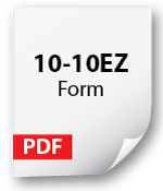 PDF form 10-10EZ-Application for Health Benefits Icon