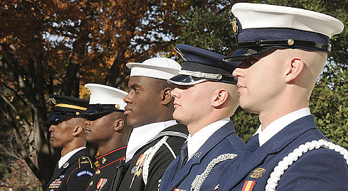 Veterans Enrolled in VA Health Care