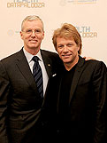 Deputy Secretary Gould and Bon Jovi