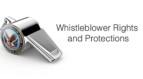 Link to Whistleblower Rights and Protections Page