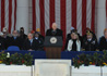 Vice President Cheney delivers his Veterans Day address
