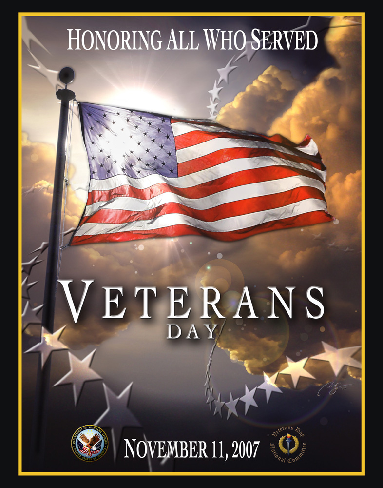 Veterans Day Poster Gallery - Office of Public and ...