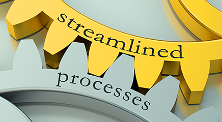 Streamlined Process Concept