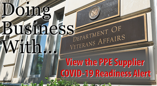 Doing business with the Department of Veterans Affairs