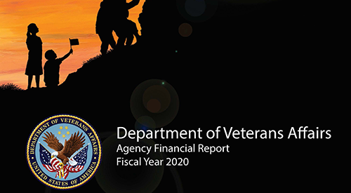 Agency Financial Report Fiscal Year 2017   Advancing The Health Of Veterans  Through Greater Choice And