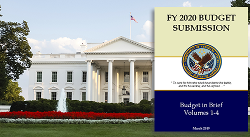 FY 2020 Budget Submission - Budget in Brief Volumes 1-4