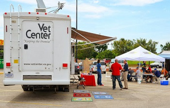 A mobile Vet Center