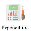 Expenditures Icon
