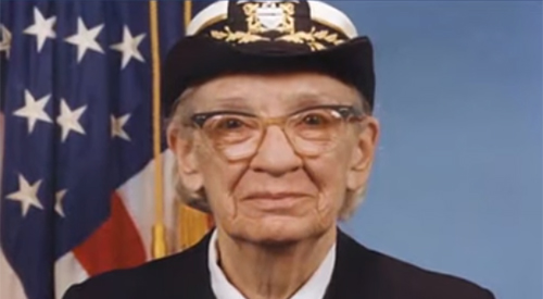 Veteran of the Day...Grace Murray Hopper