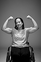 Women Veteran Athlete Ivanna Brown